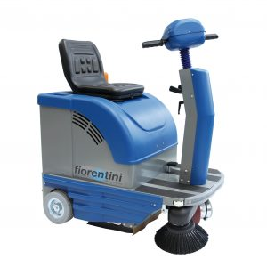 Varredora aspiradora MINI SWEEPER B01 - Grupo APR
