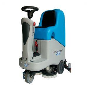 Lavadora aspiradora de condutor sentado ECOSMART 65 - Grupo APR