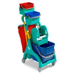 Carro de limpeza com prensa NICK PLUS 30 - Grupo APR
