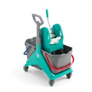 Carro de limpeza com prensa NICKITA - Grupo APR