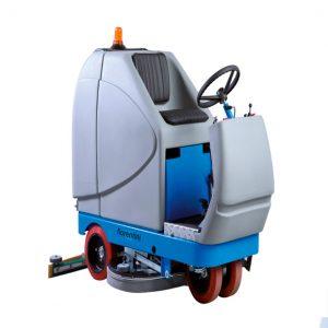 Lavadora aspiradora de condutor sentado UNICA 100 - Grupo APR