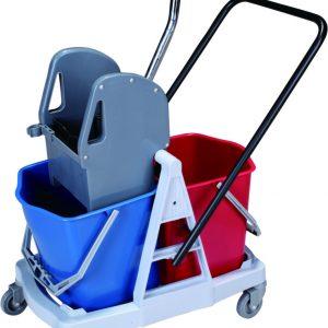 Carro de limpeza com prensa DUO - Grupo APR