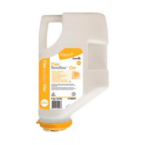Detergente lavagem roupa CLAX REVOFLOW CLOR 42x1 - Grupo APR