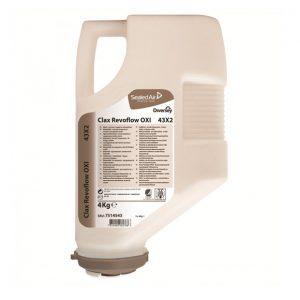 Detergente lavagem roupa CLAX REVOFLOW OXI 43x2 - Grupo APR