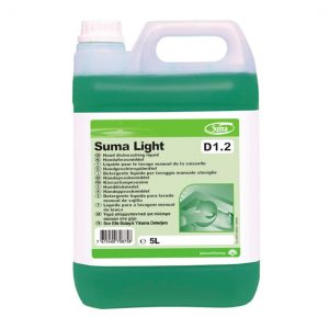 Detergente lavagem manual de loiça SUMA LIGHT D1.2 - Grupo APR